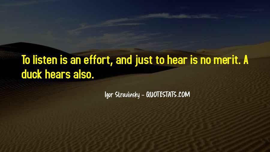 Stravinsky's Quotes #1492056