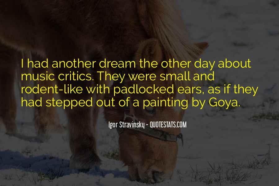 Stravinsky's Quotes #1502434