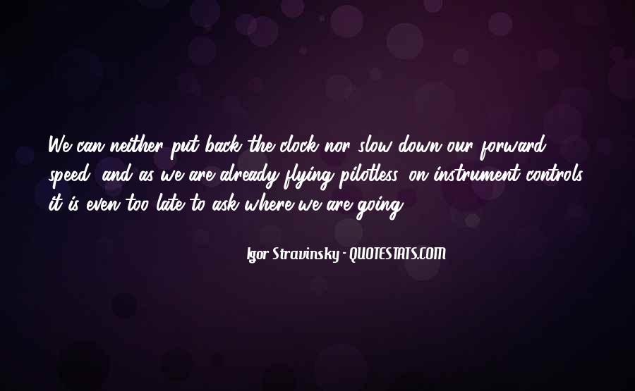 Stravinsky's Quotes #1716531