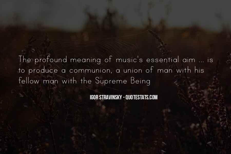 Stravinsky's Quotes #244693