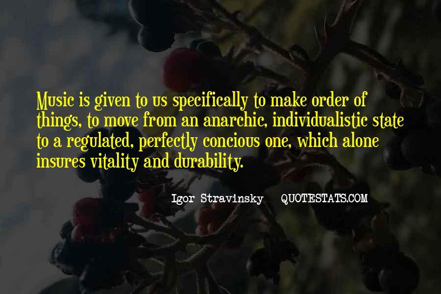 Stravinsky's Quotes #273698