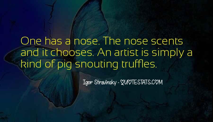 Stravinsky's Quotes #411076