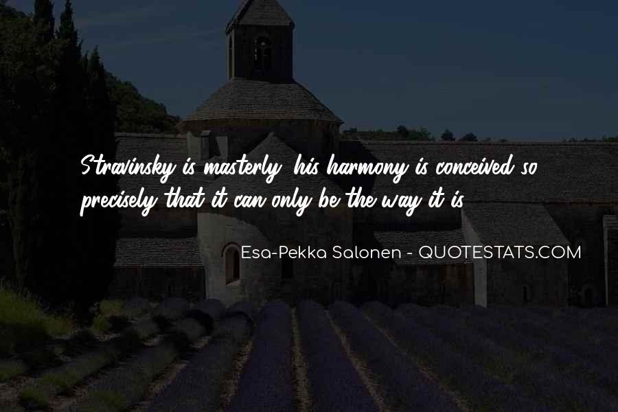 Stravinsky's Quotes #512109