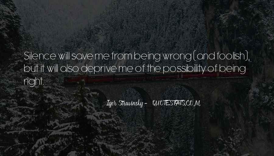 Stravinsky's Quotes #557021