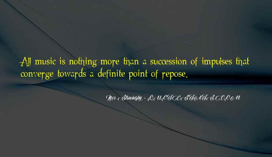 Stravinsky's Quotes #592094