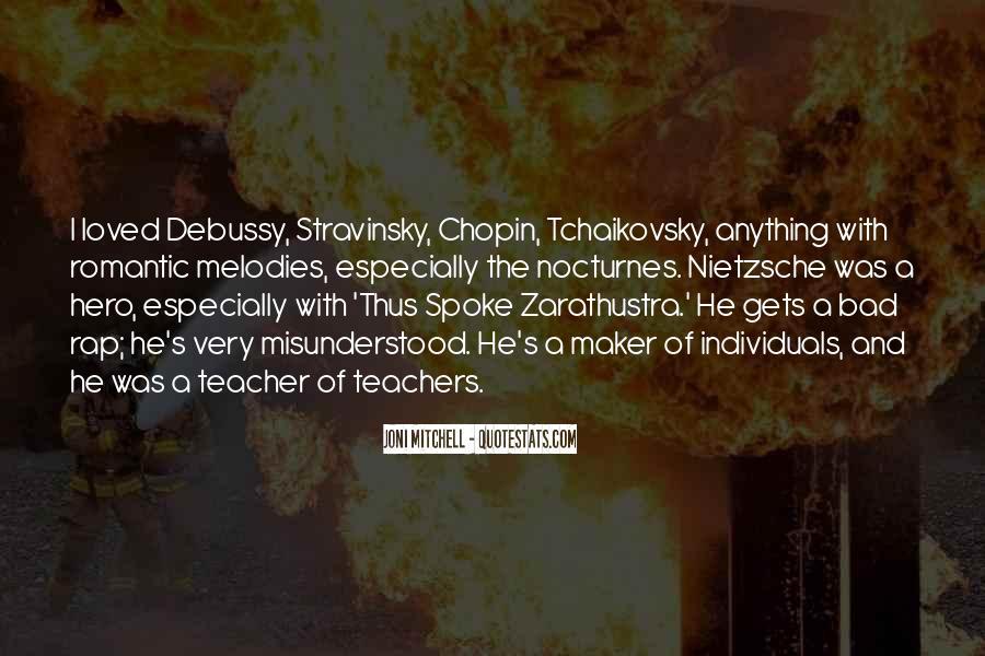 Stravinsky's Quotes #64493