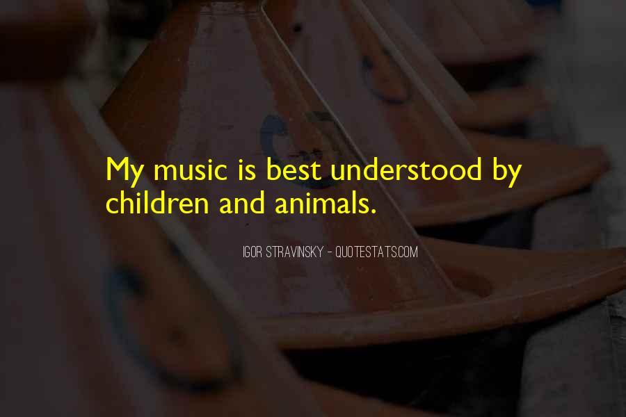Stravinsky's Quotes #713162