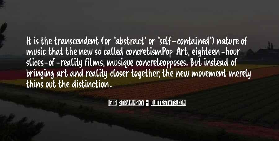 Stravinsky's Quotes #729005