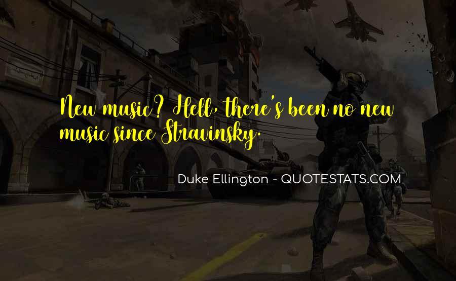 Stravinsky's Quotes #746122