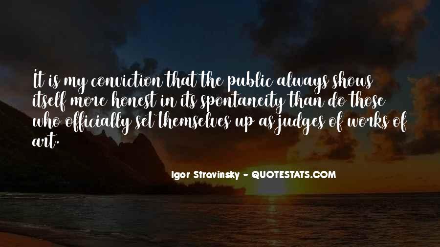 Stravinsky's Quotes #756855