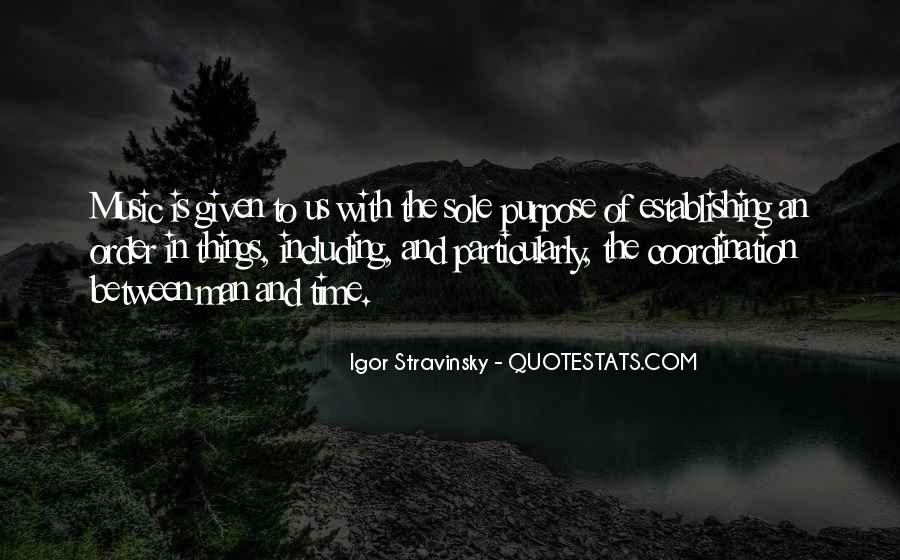 Stravinsky's Quotes #759163