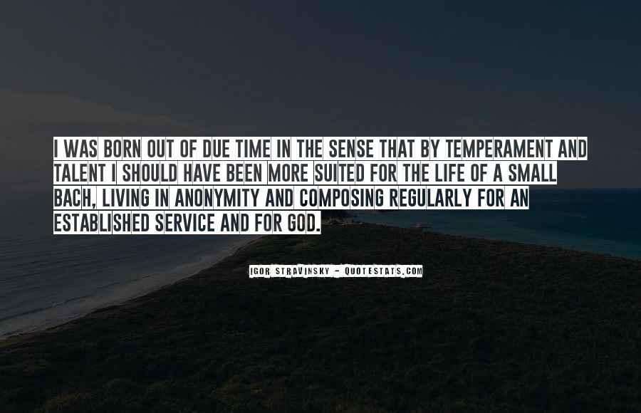Stravinsky's Quotes #848597