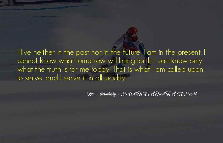 Stravinsky's Quotes #864094