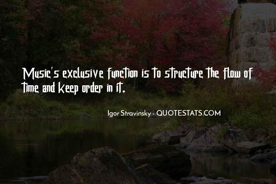 Stravinsky's Quotes #910603