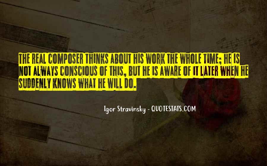 Stravinsky's Quotes #929654