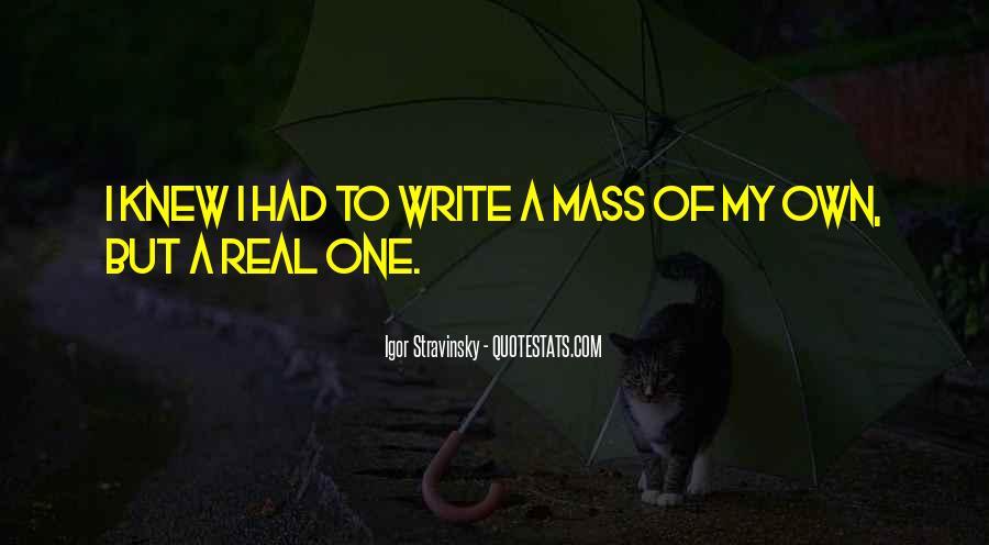 Stravinsky's Quotes #966266