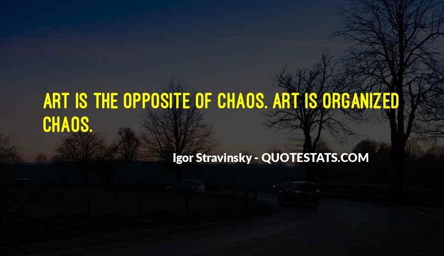 Stravinsky's Quotes #994296