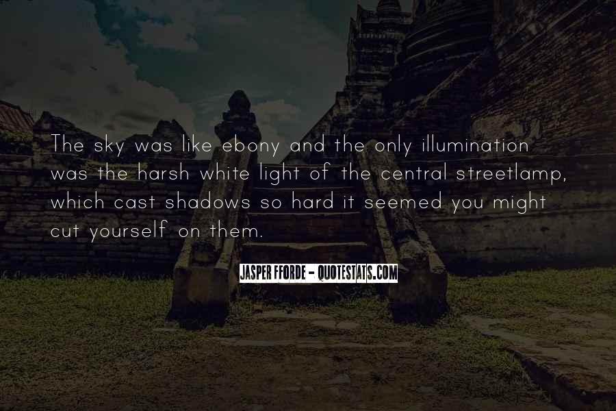 Streetlamp's Quotes #1197095