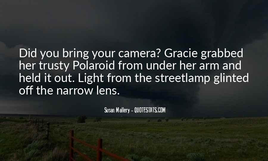 Streetlamp's Quotes #255327
