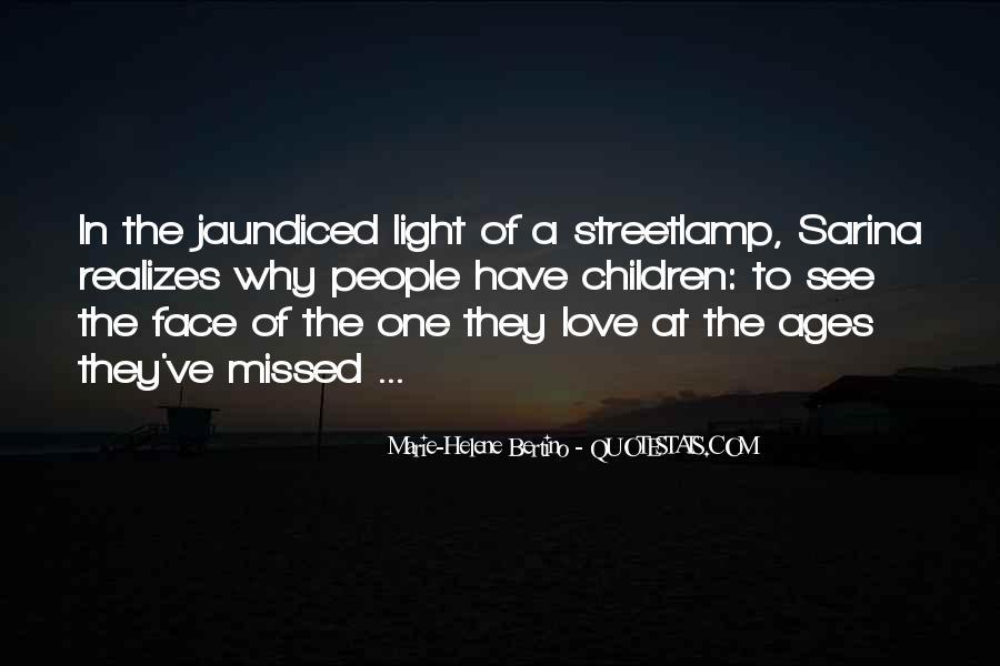 Streetlamp's Quotes #268609