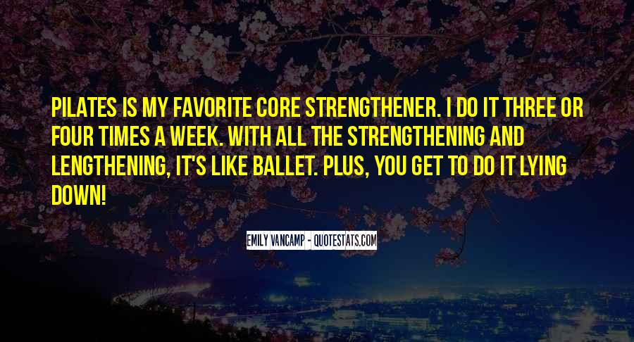 Strengthener Quotes #905240