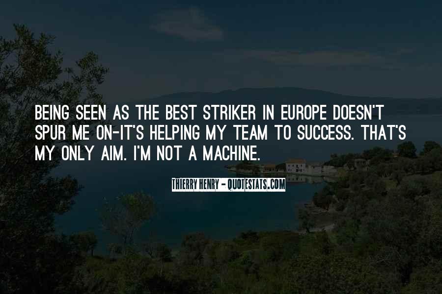 Striker Quotes #1064749