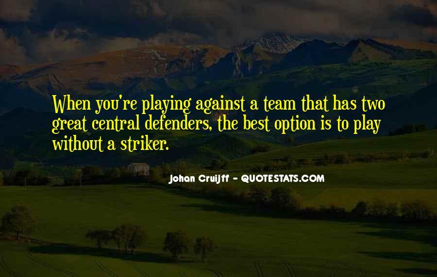 Striker Quotes #1393518