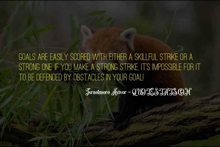 Striker Quotes #1543996