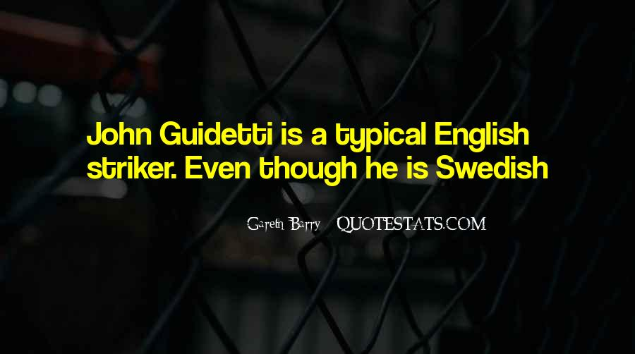 Striker Quotes #29998