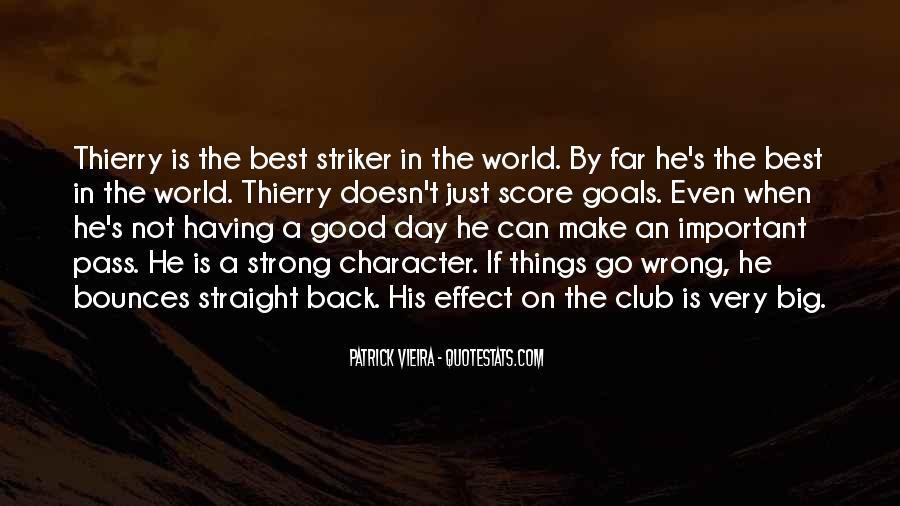 Striker Quotes #576525