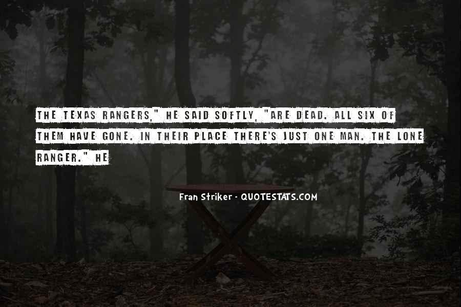 Striker Quotes #854845