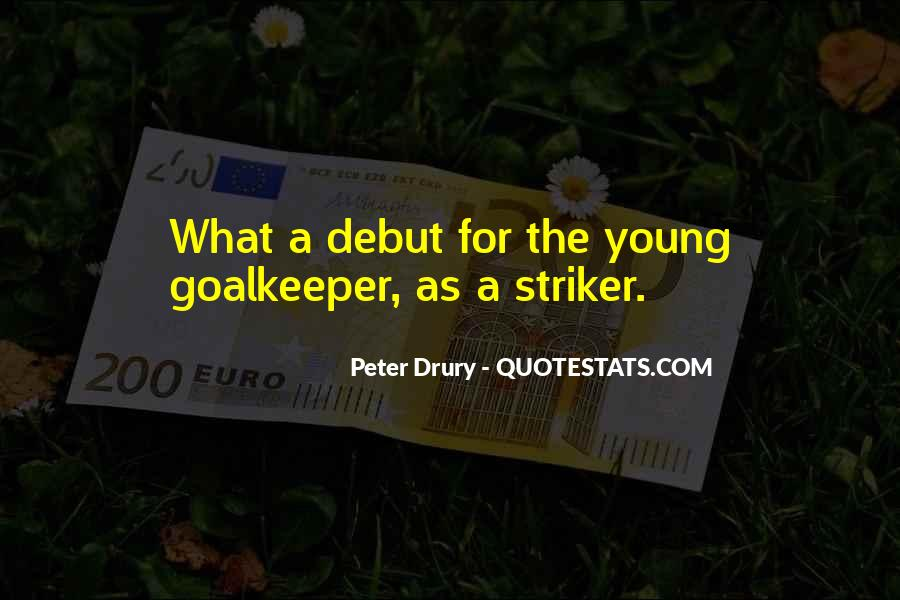 Striker Quotes #862158
