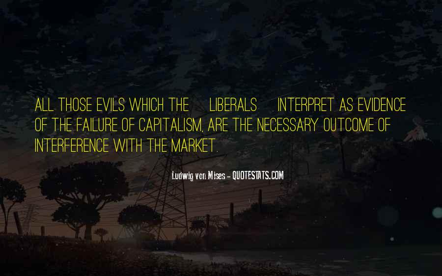 Quotes About The Evils Of Capitalism #1730253