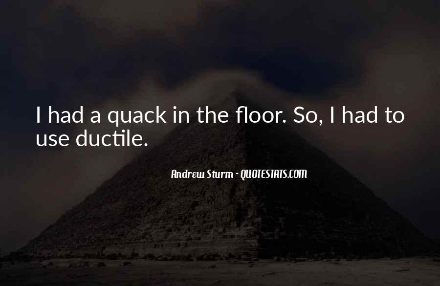 Sturm's Quotes #1309233