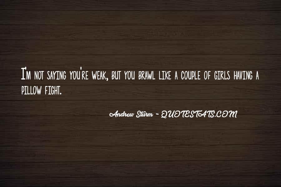 Sturm's Quotes #1407309