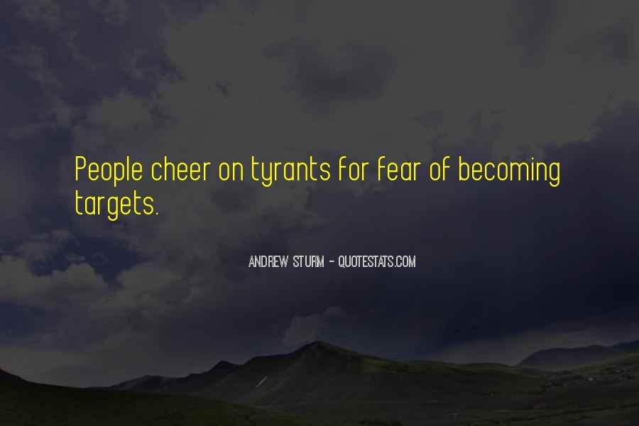 Sturm's Quotes #1543112