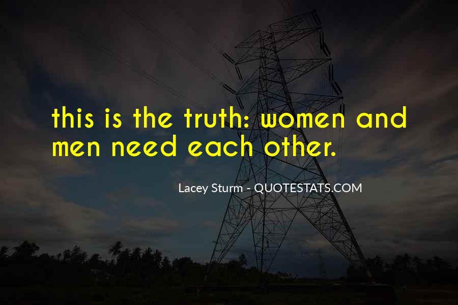 Sturm's Quotes #234004