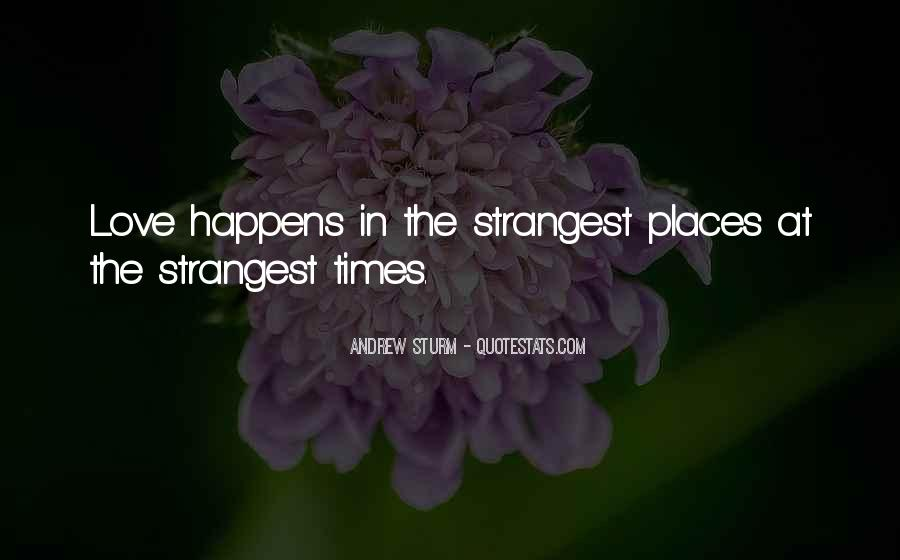 Sturm's Quotes #383015
