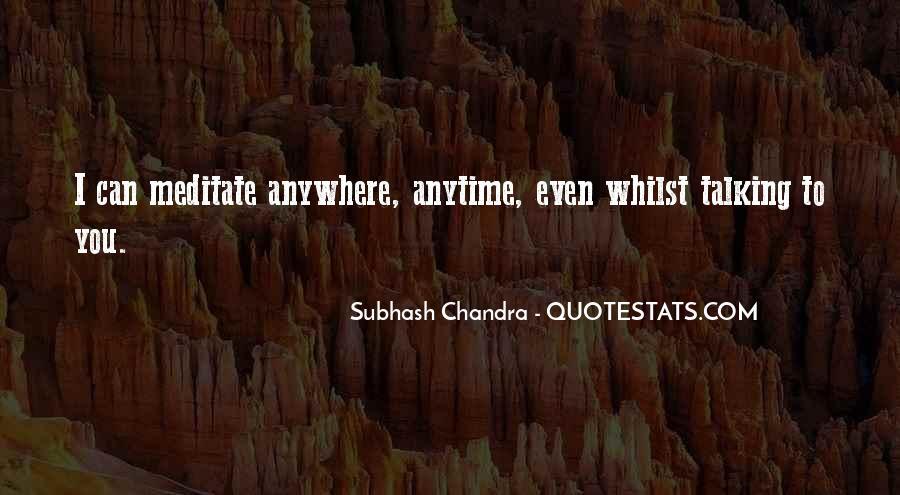 Subhash's Quotes #1611132
