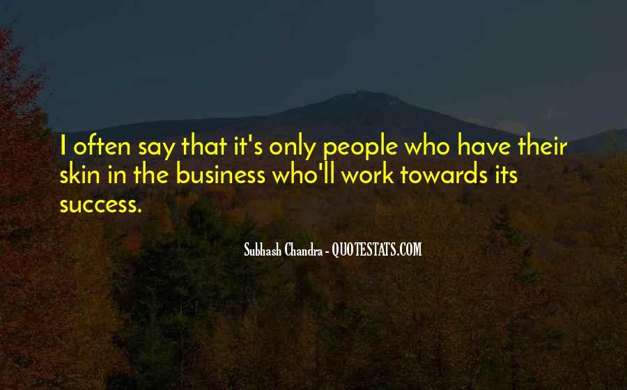 Subhash's Quotes #204917