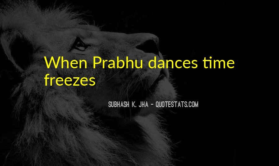 Subhash's Quotes #260911