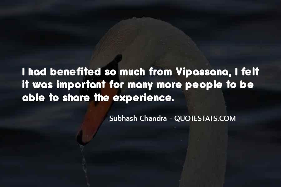 Subhash's Quotes #628020