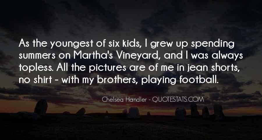 Quotes About Six #18421