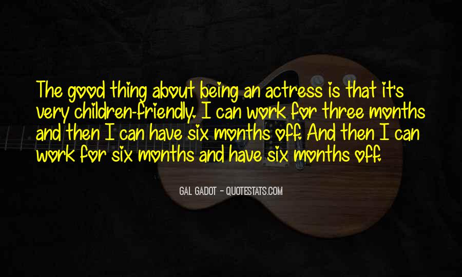 Quotes About Six #19758