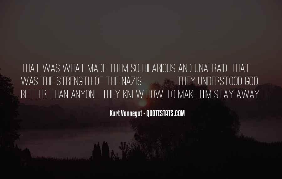 Quotes About Unafraid #102980
