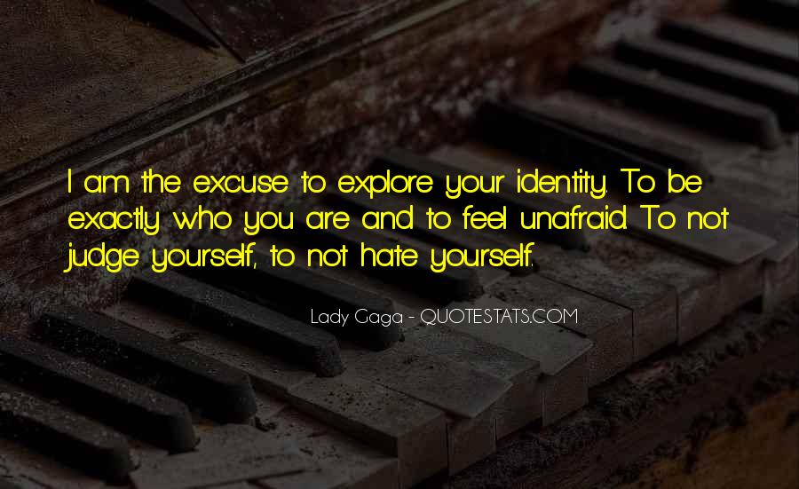 Quotes About Unafraid #321803