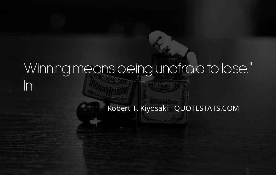 Quotes About Unafraid #68634