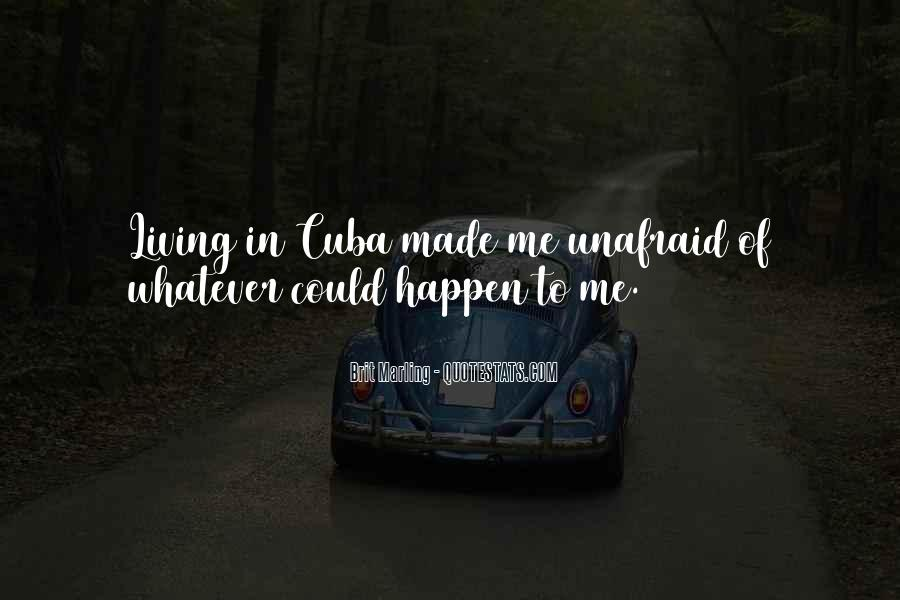 Quotes About Unafraid #861140