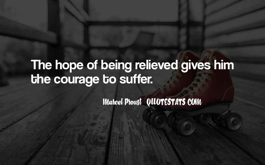 Suffer'd Quotes #16851