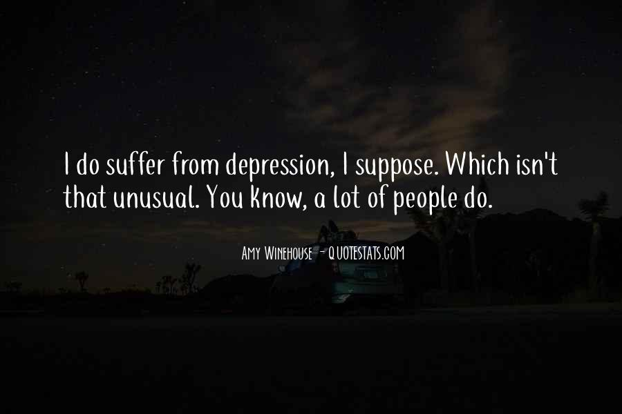Suffer'd Quotes #3393